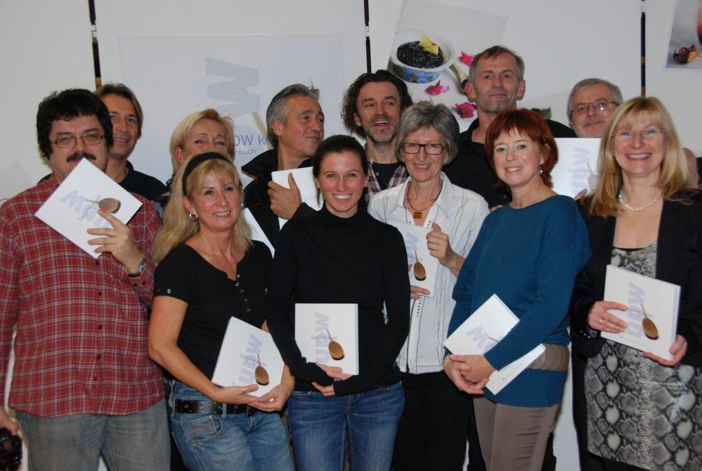 2011 Kochbuchpräsentation
