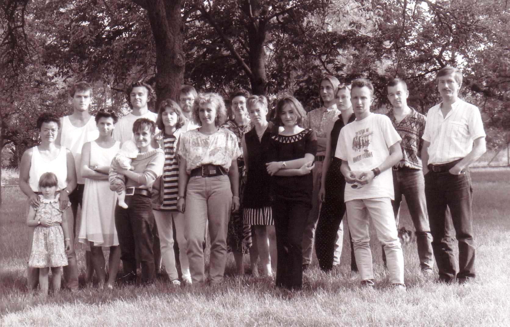 Gründung 1992