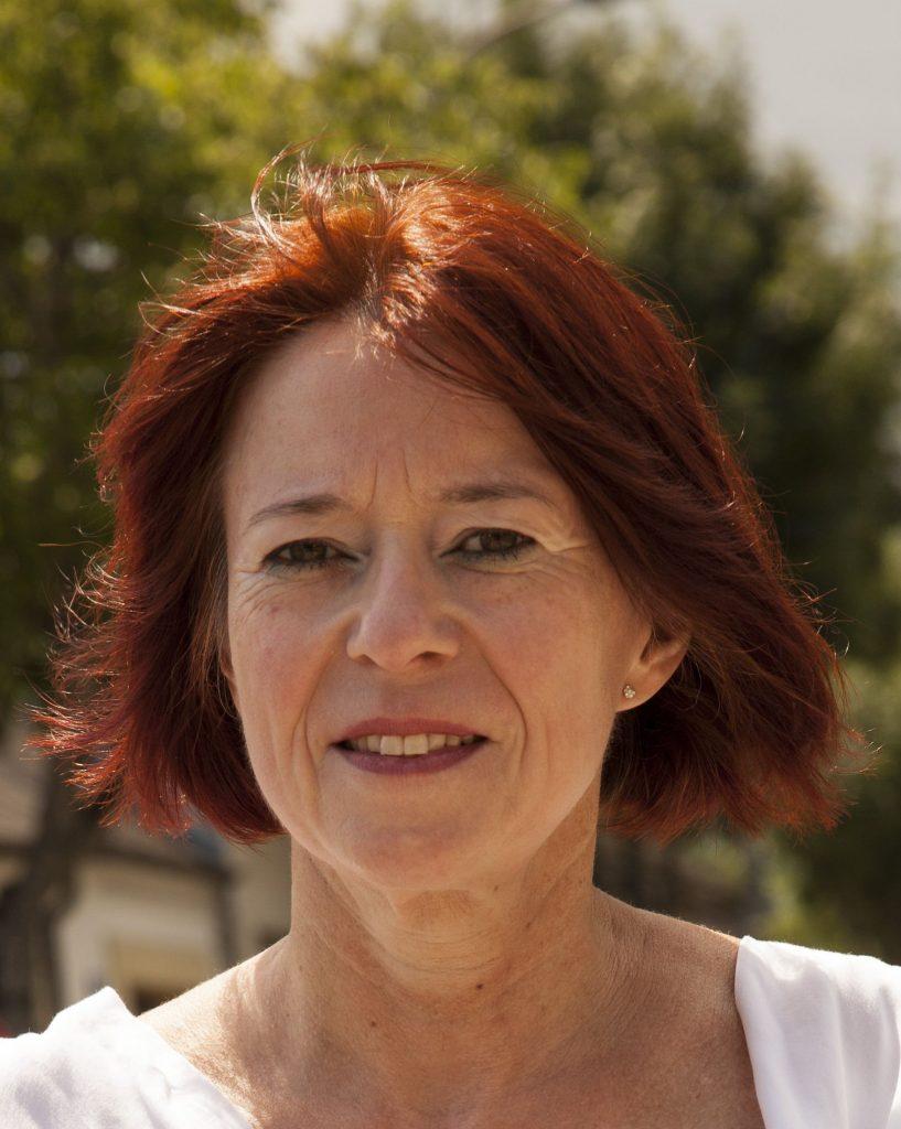 Sabine Szuppin,  UDW-Obfrau, Gemeindevorständin