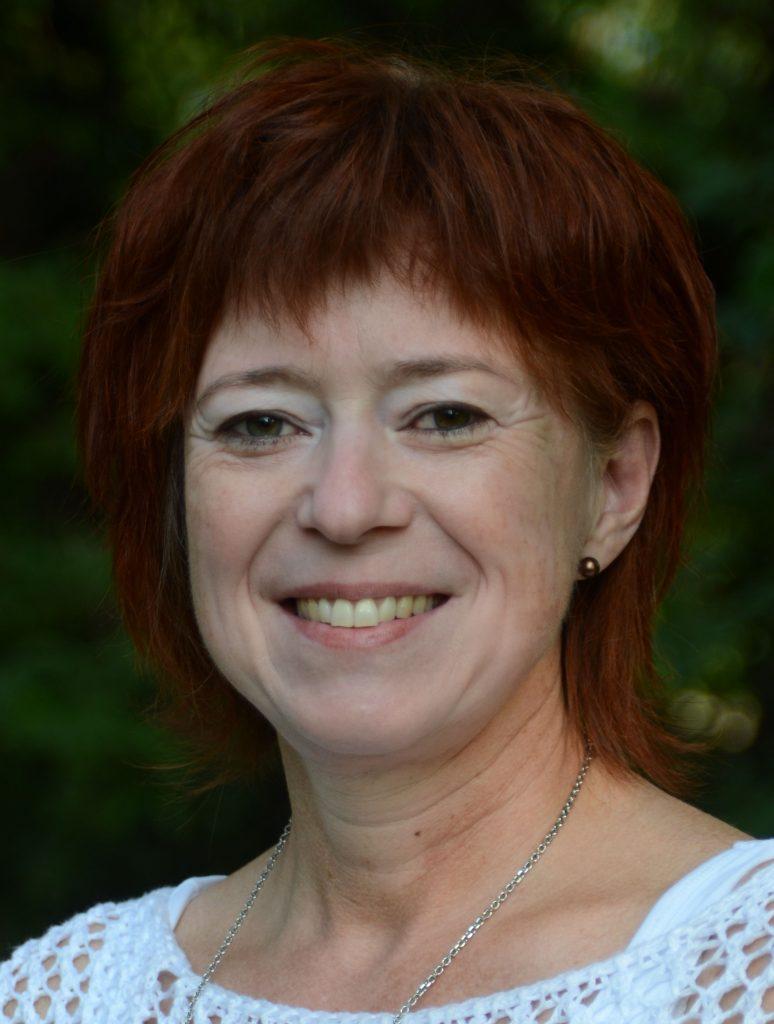Sabine Szuppin,  UDW-Obfrau, Gemeindevorständin und Gemeindekassierin